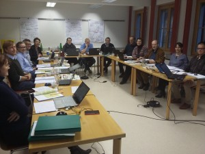 Joint Staff Training in Austria – 20-25 November 2016, Carinthian Chamber of Agriculture Klagenfurt am Wörthersee, Austria