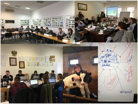 ISM Trainings 2017-2018 are already finished – evaluation was very positive!